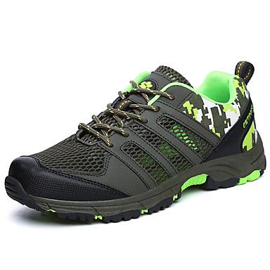בגדי ריקוד גברים נעלי טיולי הרים קל משקל נושם נגד החלקה צעידה Team Sports הדרכה פעילה אביב קיץ