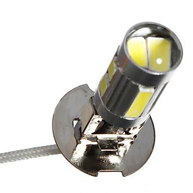 2pcs 10 LEDs ערפל אור סופר מכונית נהיגה מנורה