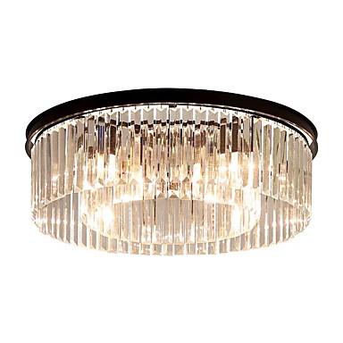 QIHengZhaoMing 8-Light תאורה להתקנה Ambient Light Brass מתכת 110-120V / 220-240V
