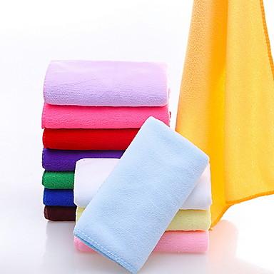 איכות מעולה מגבת רחצה, אחיד תערובת כותנה / פשתן חדר אמבטיה 1 pcs
