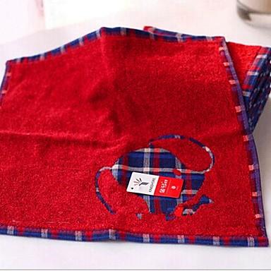 איכות מעולה מגבת רחצה, משובץ / הדפסת 3D כותנה טהורה חדר אמבטיה 1 pcs