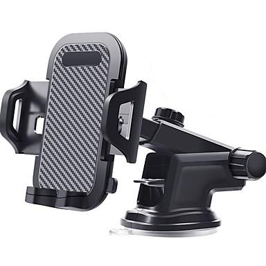 voordelige Auto-interieur accessoires-houder voor autohouder dashboard / voorruit met ontluchtingsclip voor iphone x xr xs max 8 7 plus