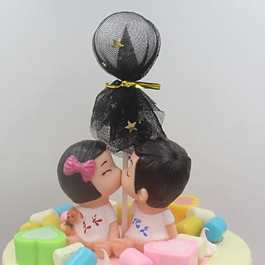2pcs Acetate יצירתי לעוגה מעצבי קינוח כלי Bakeware