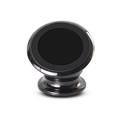 2 יח 'אוניברסלי 360 מעלות מגנטי רכב הר לוח המחוונים עבור הטלפון הסלולרי
