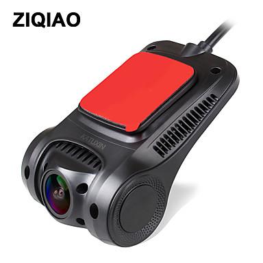 abordables DVR de Voiture-ziqiao rs200 adas mini voiture caméra dvr hd ldws enregistreur vidéo numérique automatique dash cam pour lecteur multimédia android