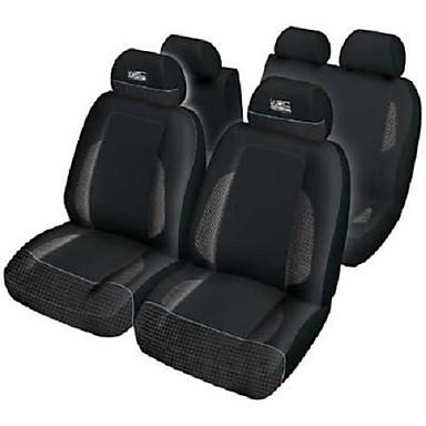 voordelige Auto-interieur accessoires-wrc autostoelhoezen stoelhoezen polycarbonaat gewoon / zakelijk voor universeel alle vijf stoelen