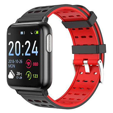 povoljno Nordijska vruća prodaja-v5 ecg ppg spo2 pametni sat krvni tlak kisik sportski bend srca stopa monitor muškarci žene smartwatch