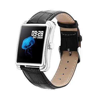voordelige Smartwatches-v60s 1.3 waterdicht fashion smart horloge bloeddruk herinnering sport weer push muziek controle fitness armband band