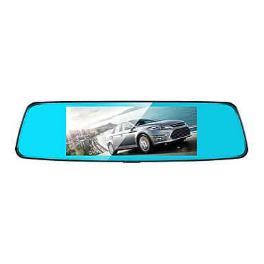 voordelige Automatisch Electronica-Anytek T77 480p / 1080p Nieuw Design Auto DVR 150 graden Wijde hoek 7 inch(es) Dash Cam met G-Sensor / Parkeermodus / Bewegingsdetectie Autorecorder