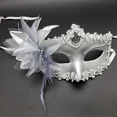 voordelige Maskers voor de feestdagen-Halloweenmaskers Carnavalsmaskers tekstiili Muovi Horrorthema Volwassenen