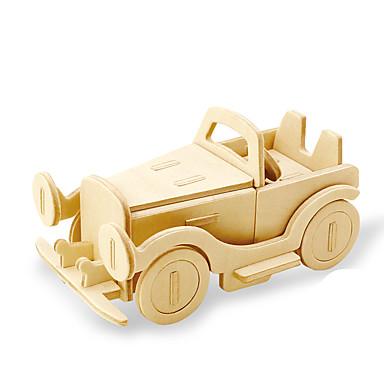 voordelige 3D-puzzels-Robotime 3D-puzzels Legpuzzel Houten modellen Automatisch Leeuw DHZ Puinen Natuurlijk Hout Kinderen Unisex Speeltjes Geschenk