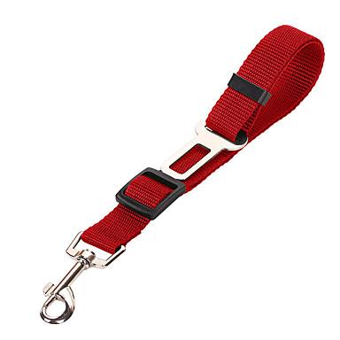 voordelige Auto-interieur accessoires-nylon huisdier autogordel verstelbare hond kat veiligheid tractie riem riem
