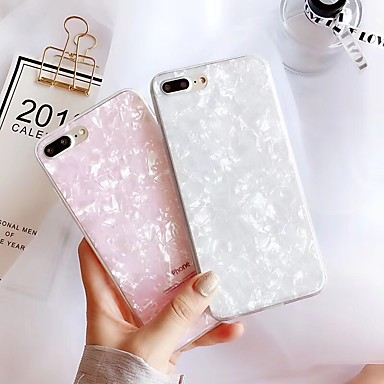 billige Apple-tilbehør-Etui Til Apple iPhone XS / iPhone XR / iPhone XS Max Ultratynn Bakdeksel Glimtende Glitter TPU