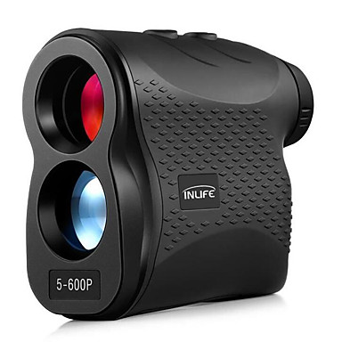 voordelige Waterpasinstrumenten-laser afstandsmeter - 600m - 6x afstandsteller - monoculair - afstandsmeter - mooi - hoge kwaliteit