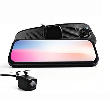 billige Bil-DVR-LITBest 1080p Bil DVR 170 grader Bred vinkel Kapasitiv skjerm Dash Cam med Loop-cycle Recording / Automatisk tilkobling / Anti-Shake Bilopptaker