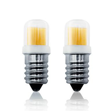 E Bombilla Bombillas Incandescenteslámpara Led Maíz Bulbo Proyector Cob Halógeno Luz Oscurecimiento Frío Blanco Componentes de luz Bombillas LED