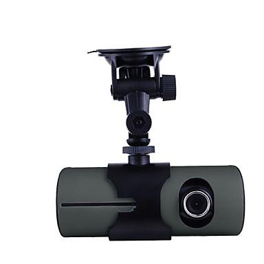 billige Bil-DVR-2,7 '' 1080p DVR camra videoopptaker dash cam g-sensor gps dobbelt camra len