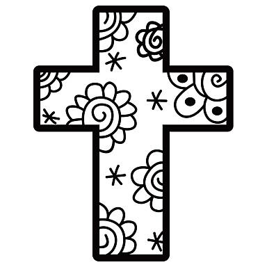 povoljno Dom i vrt-Dekorativne zidne naljepnice - Zidne naljepnice Likovi / Religiozno Spavaća soba / Unutrašnji
