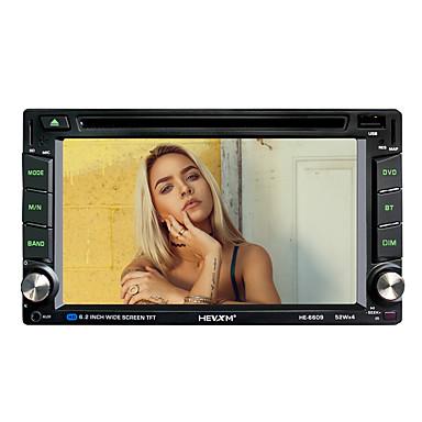voordelige Automatisch Electronica-litbest 6609 6.2 inch 2 din android in-dash auto dvd-speler / auto gps navigator touchscreen / gps / ingebouwde bluetooth voor universele bluetooth ondersteuning mov / rm enzovoort