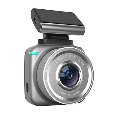 billige Bil-DVR-1080p Full HD Bil DVR Bred vinkel 2 tommers LCD Dash Cam med WIFI / GPS / Night Vision Bilopptaker