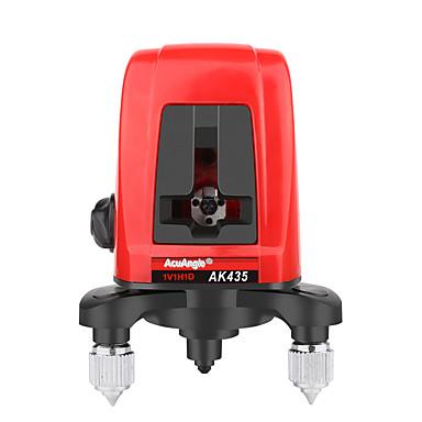 voordelige Waterpasinstrumenten-overheid® ak435 rood licht 635nm groen licht 510nm niveau eenvoudig te gebruiken / hoge kwaliteit / automatische niveaumeting voor meubelinstallatie / voor technische meting / voor