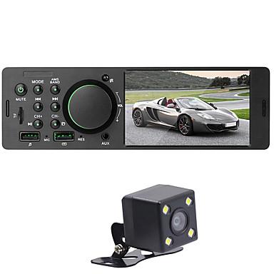 voordelige Automatisch Electronica-12V universele 4.1 inch dual usb tft autoradio mp5 speler fm radio bluetooth 4.0 usb met camera (optioneel)