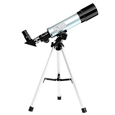 billige Kikkerter og teleskop-Phoenix 48 X 50 mm Teleskop Altazimuthmontering Camping & Fjellvandring Jakt Utendørs Aluminiumslegering / Fuglekikking