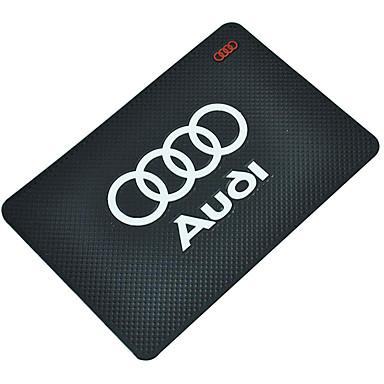 voordelige Auto-interieur accessoires-auto mode antislip mat veilig pvc mat front bediening tafel pad voor voertuig