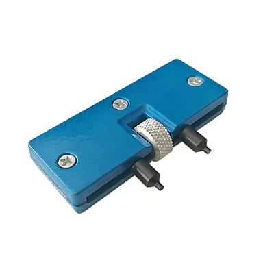 Недорогие Наборы инструментов-регулируемый синий металлический корпус часов задняя крышка открывалка для снятия гаечный ключ инструмент для ремонта комплект