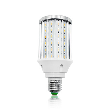 billige Elpærer-LOENDE 30 W LED-kornpærer 3000 lm E26 / E27 T 108 LED perler SMD 5730 Varm hvit Hvit 85-265 V
