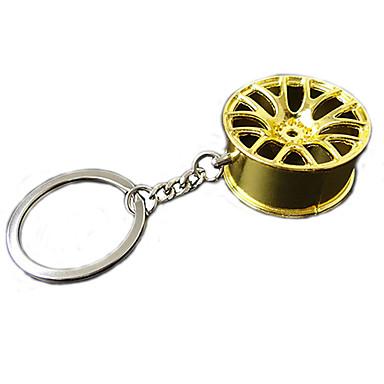 voordelige Auto-interieur accessoires-Mini motorfiets sleutelhanger mode hub ontwerp sleutelhanger hanger voor sleutel decoratie stylehub ontwerp