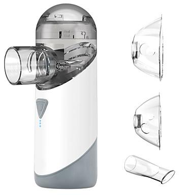 Inebcare mesh nebulizatör el taşınabilir inhaler ev nemlendirici inşa inşa ile şarj edilebilir li-polimer pil taşınabilir mini buharlaştırıcılar serin sis inhaler el seyahat buhar kompresörü