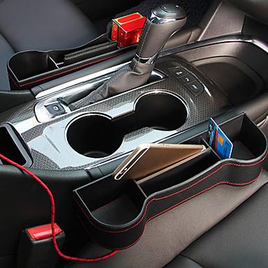 voordelige Auto-interieur accessoires-interieur autostoelopening vuller zak organizer doos multifunctionele handschoenenkastje auto-accessoires zitruimte opslag containerhouder