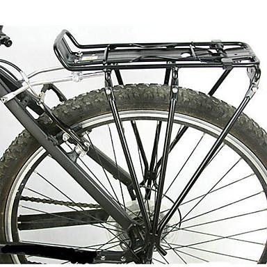 billige Sykkeltilbehør-Sykkelstativ Slitasje-sikker Tykk Stabilitet Aluminiumslegering Vei Sykkel Fjellsykkel Sykkel med fast gir - Svart