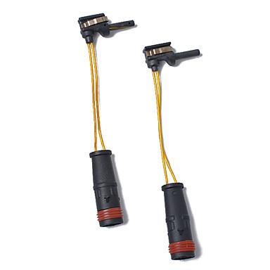 voordelige Automatisch Electronica-1 paar voor / achter remblok alarm sensor lijn draad 2205400617 voor benz