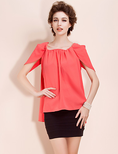 TS Draped Sleeve Baby doll Blouse (More Colors)
