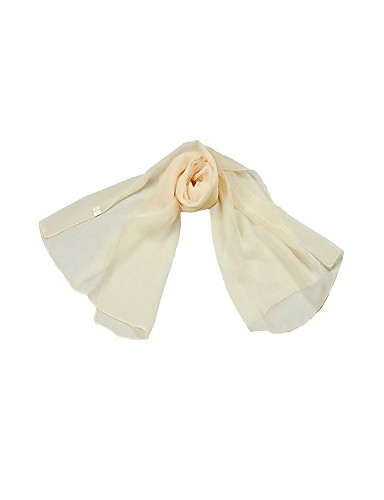 Delicate Tulle Party/Evening Scarf