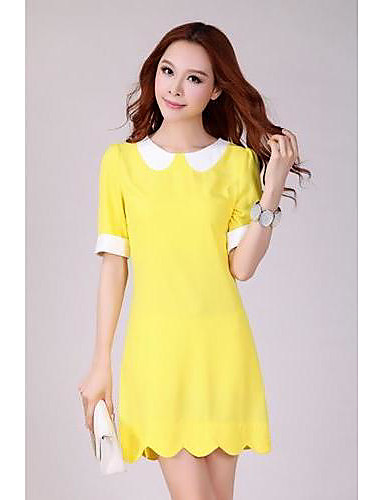 c98122a86b2 Women s Work Plus Size Plus Size Dress