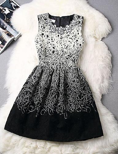 84761e9343 kaxi női divat alkalmi elegáns tweed mellény ruha 2600803 2019 – $4.99