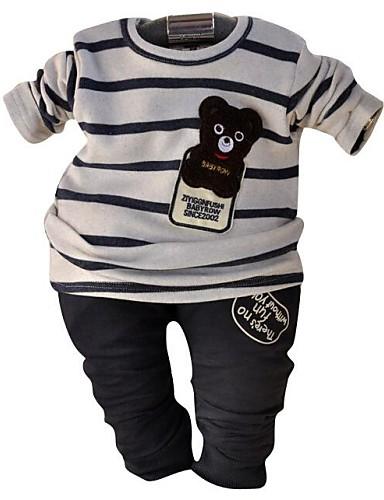 Boy's Cotton Blend Clothing Set,Spring / Fall