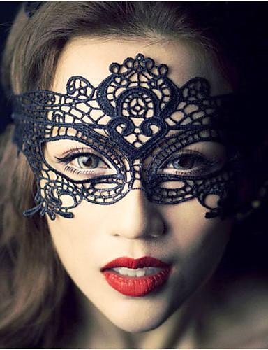 billige Hatte & Imponeringer-Krystall / Blonde / Tøy Tiaras / fascinators / Birdcage slør med 1 Bryllup / Spesiell Leilighet / Fest / aften Hodeplagg / masker