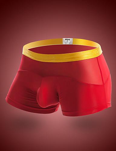 Férfi Boxer alsónadrág Nejlon / Poliészter