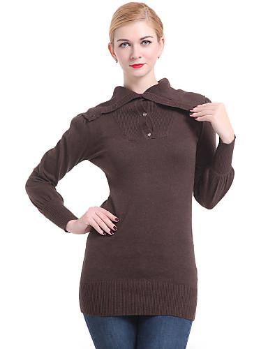 naisten vapaa-ajan muoti lämmin alkuun villapaita