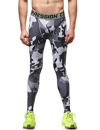 bc57d8b3551 Vansydical® Pánské Koşu Taytları Temel Katman Legíny na cvičení Prodyšné  Lehké materiály Cyklistické kalhoty Spodní