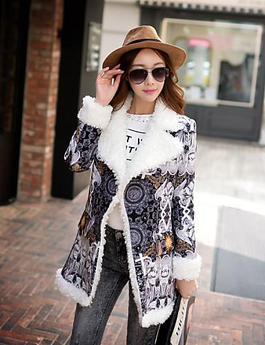 Vintage Női Kabát-Mértani