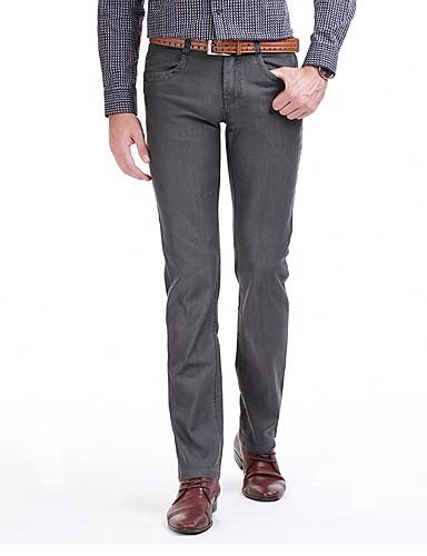Sieben Brand® Herren Jeans Hose Grau-799S802193