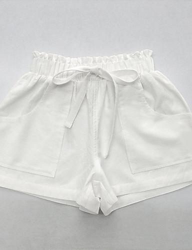 女の子 カジュアル/普段着 ゼブラプリント コットン パンツ 夏