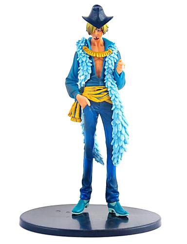 halpa Cosplay ja rooliasut-Anime Toimintahahmot Innoittamana One Piece Sanji CM Malli lelut Doll Toy Miesten Poikien Tyttöjen