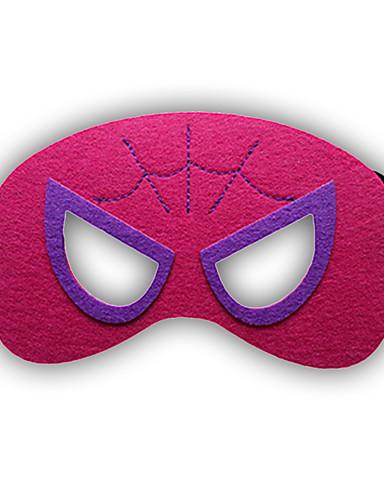 Piger / Drenge Maske Alle årstider-Polyester-Pink