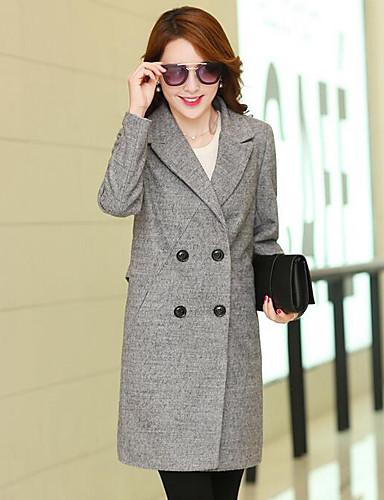 レディース コート,シンプル 長袖